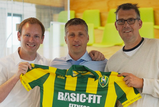 Gamebasics verbindt zich aan business club ADO Den Haag