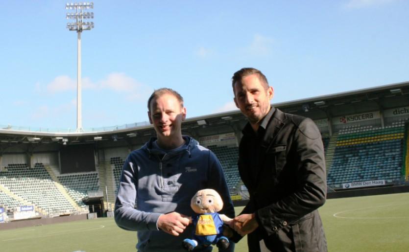 Gamebasics nieuwe partner van ADO Den Haag in de Maatschappij