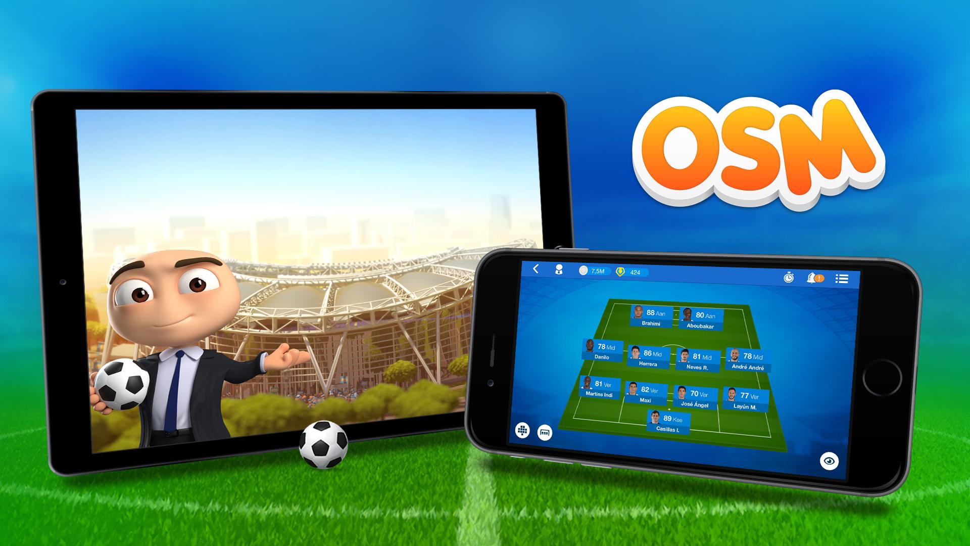 Online Soccer Manager 3 wereldwijd gelanceerd!